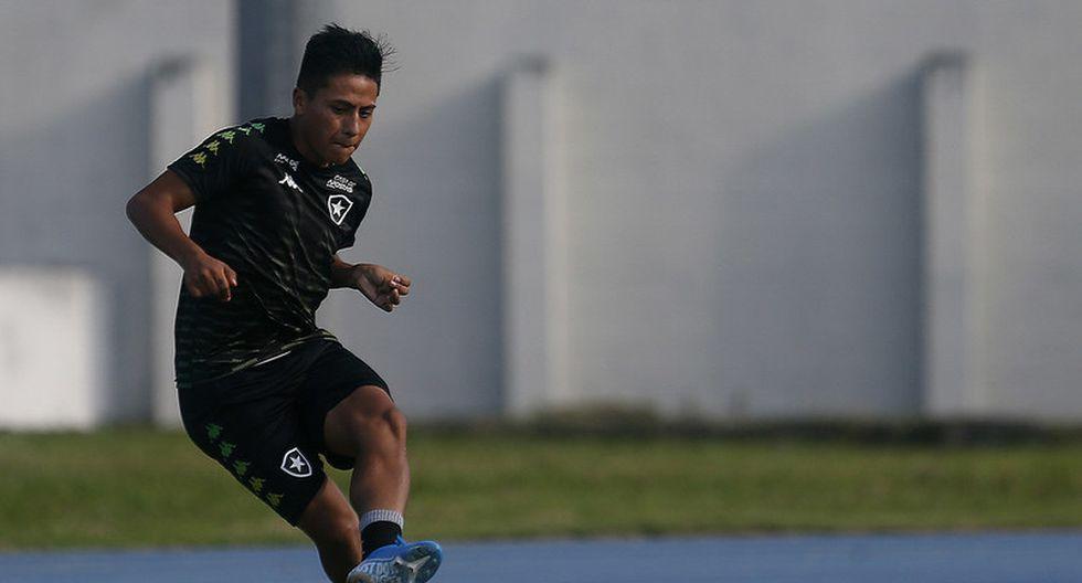 Lecaros destacó el nivel del fútbol de Brasil. (Foto: Vitor Silva / Botafogo)