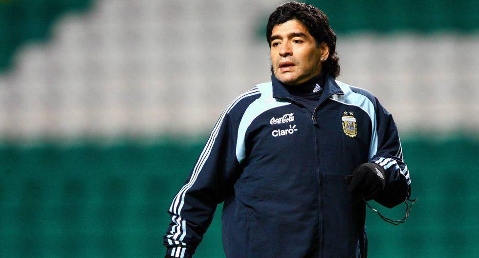 Diego Maradona: en 1991 fue detendio y procesado por consumo de cocaína. En 1994 por disparar contra varios periodistas. (Getty)