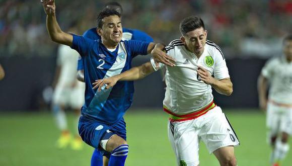 México buscará su primer triunfo en la Copa Oro 2021 ante Guatemala. (Foto: Getty Images)
