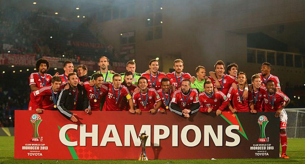 2013 - Copa Mundial de Clubes (Bayern de Munich)