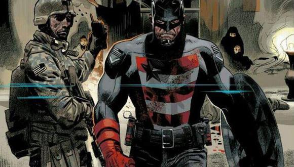 Marvel nunca haría que US Agent tenga su escudo de los cómics en el UCM por estas razones