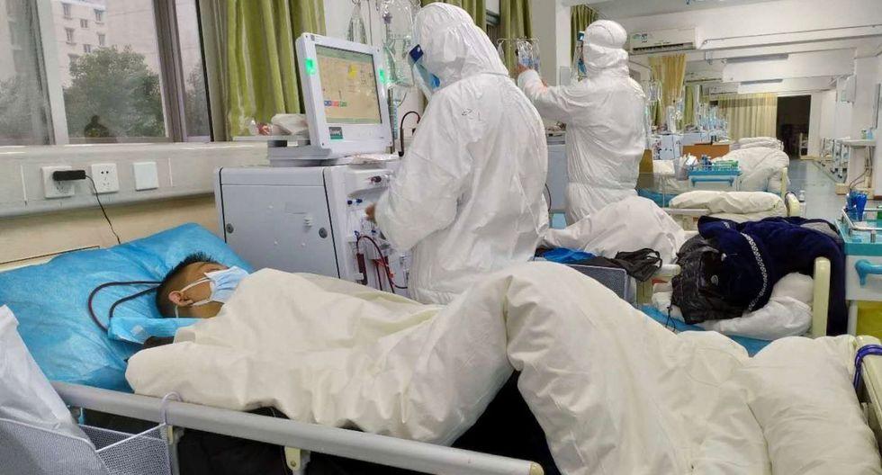 El ensayo será realizado por la Academia de Ciencias Médicas Militares de China, según la base de datos del estudio. (Foto referencial: Reuters)