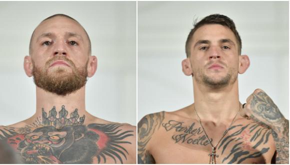 McGregor vs. Poirier: ¿quién es el favorito de las casas de apuestas para la pelea estelar del UFC 257? (UFC)