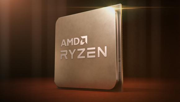Conoce todos los detalles de los nuevos procesadores AMD Ryzen Serie 5000. (Foto: AMD)