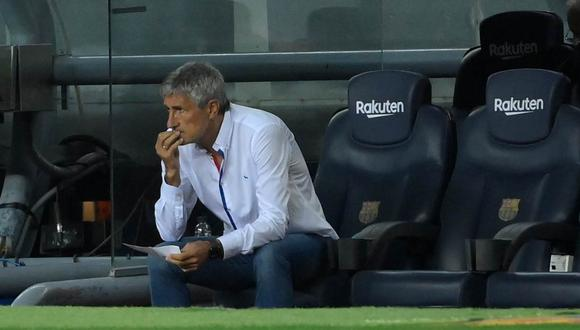 Barcelona recibirá al Napoli el 8 de agosto por el pase a cuartos de la Champions. (Foto: AFP)