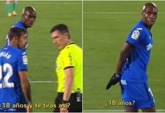 """""""¿18 años y te tiras así?"""": Ansu Fati y la polémica con Nyom en la derrota del Barcelona [VIDEO]"""
