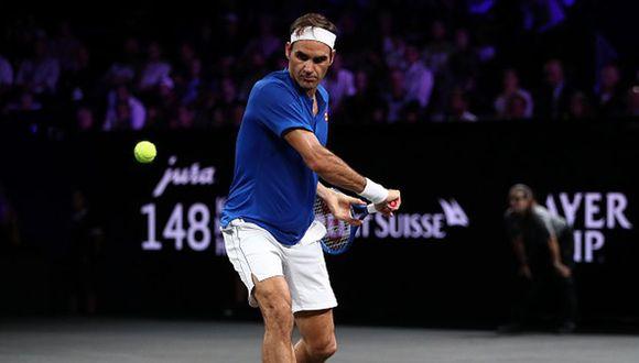 La gira latinoamericana de Roger Federer será del 20 al 24 de noviembre. (Foto: Getty Images)