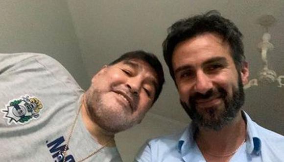 Leopoldo Luque era el médico de cabecera de Diego Maradona. (Foto: Infobae)