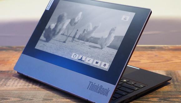 ¿Cuáles son las características de las nuevas laptops de Lenovo? Conoce más sobre las Thinkbook 13s y Thinkbook Plus. (Foto: Lenovo)