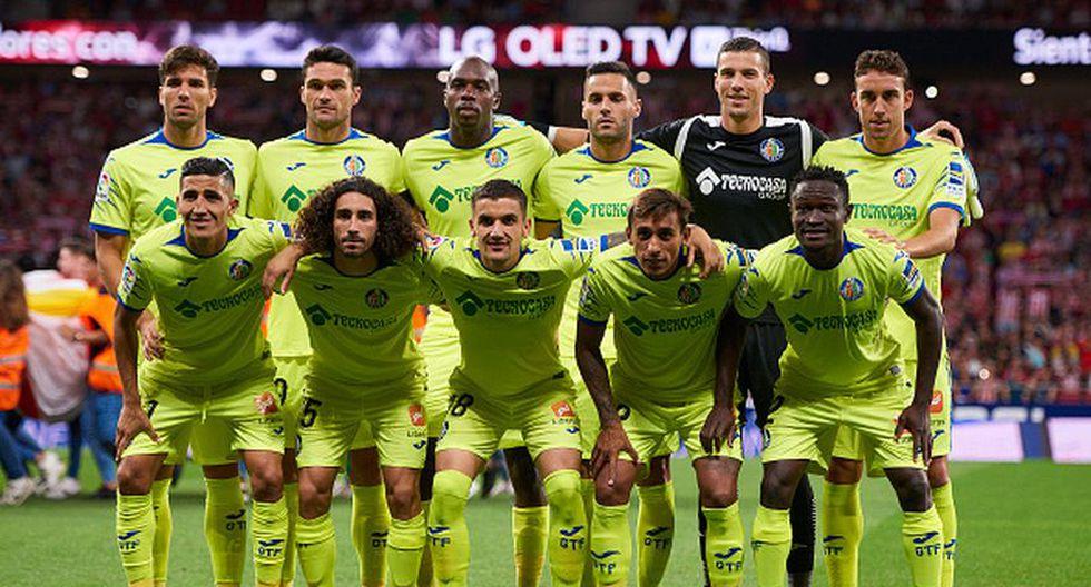 Getafe FC - 140 millones de euros.