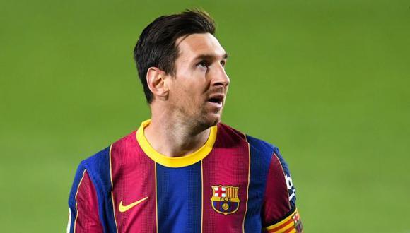 PSG podría hacerse con los servicios de Messi en 2021. (Foto: Agencias)