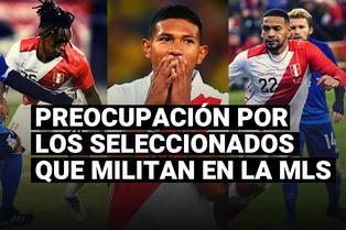 Juan Carlos Oblitas y su preocupación por el llamado de algunos jugadores de la MLS