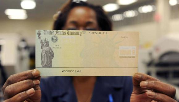 Tercer cheque de estímulo: posibles fechas y horarios para recibir el pago del bono en USA. (Foto: AS USA)