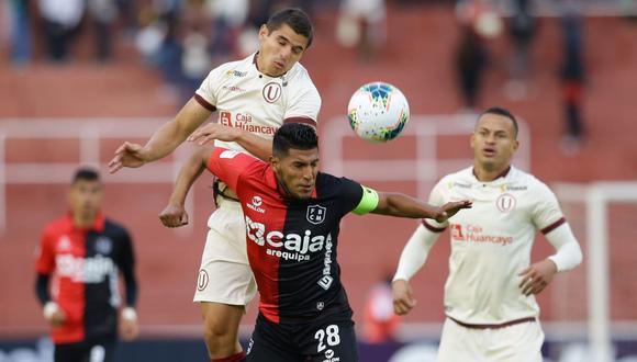 Melgar sigue con vida en la Copa Sudamericana. (Foto: Jesús Saucedo/GEC)
