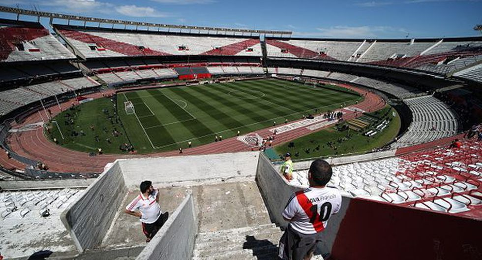 La final de la Libertadores no se jugará en el Monumental. (Foto: Getty)