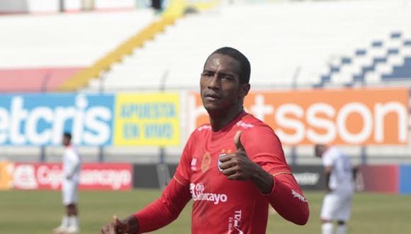 Abdiel Ayarza, el seleccionado panameño que la rompe en Cienciano. (Foto: Liga 1)