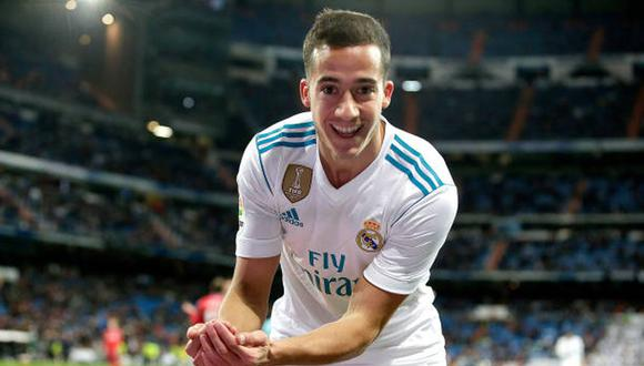Lucas Vázquez es una de las piezas fundamentales del Real Madrid en esta temporada. (Foto: Getty Images)