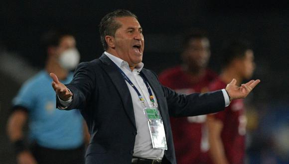 José Peseiro es entrenador de Venezuela desde inicios del 2020. (Foto: AFP)