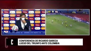 """Ricardo Gareca tras victoria: """"Lograron un triunfo muy importante"""""""