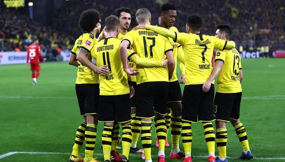 Borussia Dortmund podría quedarse sin hombres clave de cara a la siguiente temporada. (Foto: Getty)