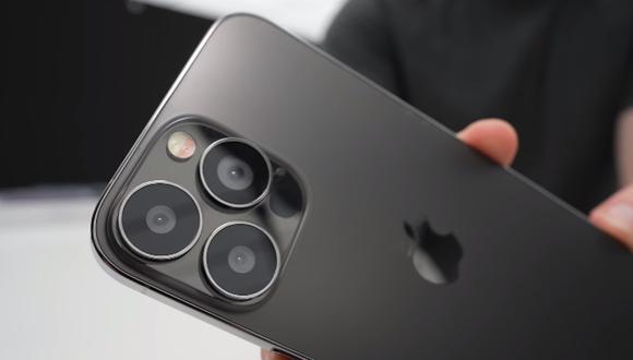 iPhone 13 Pro Max: así se vería el nuevo móvil de Apple. (Foto: Unbox Therapy)