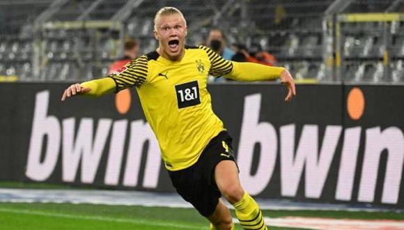 Erling Haaland es pretendido por equipos de la élite europea. (Foto: Getty Images)