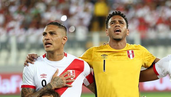 Gallese es uno de los que está en capilla en la Selección Peruana. (Foto: Agencias)