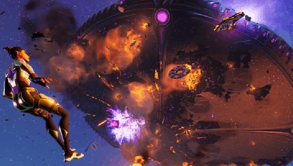 Fortnite Temporada 7: así fue el evento final de la Operación: Cielo en Llamas