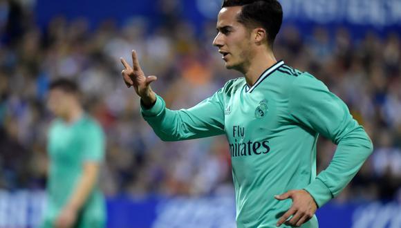 Lucas Vázquez definió su futuro en Real Madrid. (Foto: Agencias)