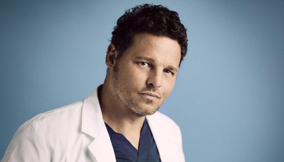 """Justin Chambers, dejó de interpretar al Dr. Alex Karev luego de 16 años en la serie """"Grey's Anatomy"""" (Foto: ABC)"""