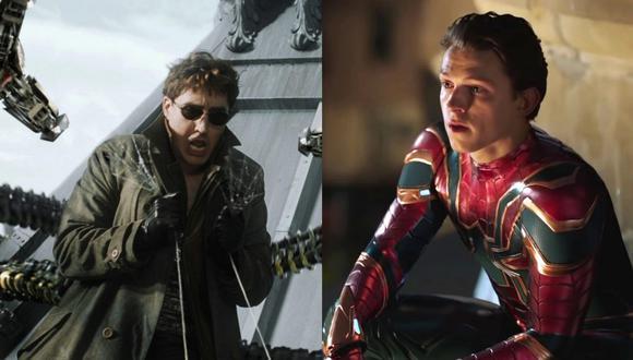 Spider-Man 3: Alfred Molina regresa a su papel de Doctor Octopus en la película de Tom Holland. Fotos: Sony Pictures.