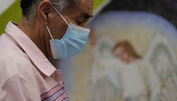 México registró 112 nuevas muertes y acumula ya un total de 217.345 decesos por coronavirus hasta el lunes 3 de mayo (Foto: Getty Images)