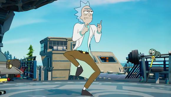 Guía de Fornite Temporada 7 para obtener el skin de Rick Sanchez, personaje de Rick y Morty