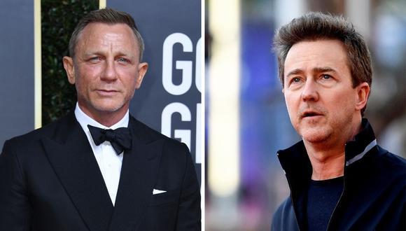 Edward Norton se unirá a Daniel Craig en la nueva cinta de Netflix. (Foto: Valerie Macon / Tiziana Fabi / AFP).