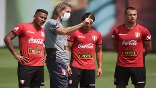 Selección peruana cumple segundo microciclo en Videna