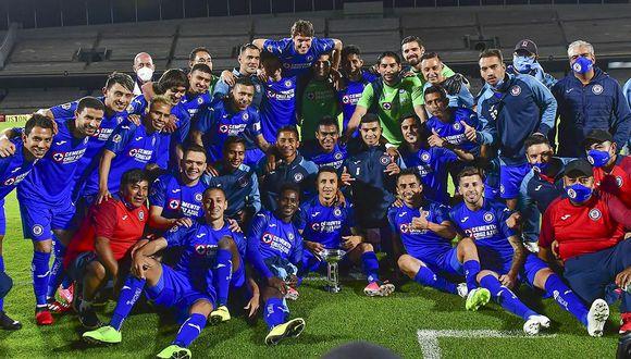Yotún campeonó en México. (Twitter)