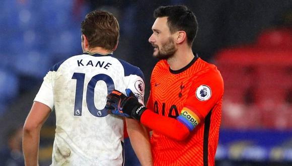 Hugo Lloris no seguiría al lado de José Mourinho  (Foto: EFE)