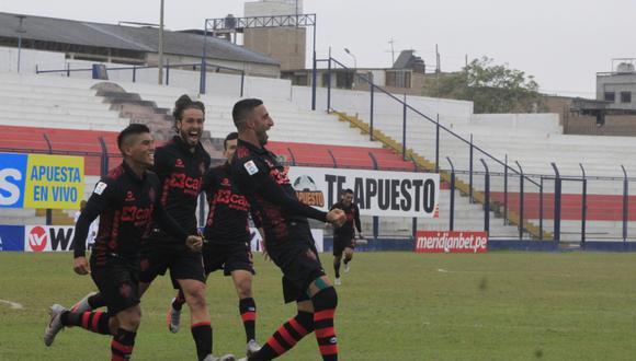 Melgar goleó 3-0 a Atlético Grau por la Fecha 18 de la Fase 1. (Foto: Liga 1)