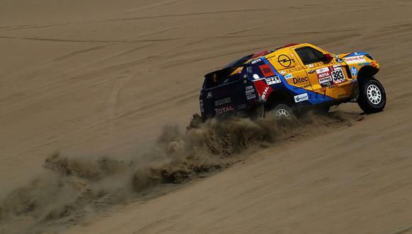 El Dakar 2020 arranca este domingo 5 de enero. (Foto: Getty Images)