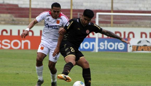 Atlético Grau y UTC chocaron en el Monumental. (Foto: Liga 1)