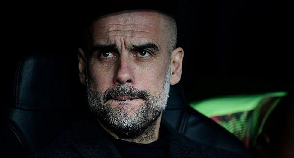 3 - Pep Guardiola - Manchester City - 27 millones de euros. (Foto: AFP)