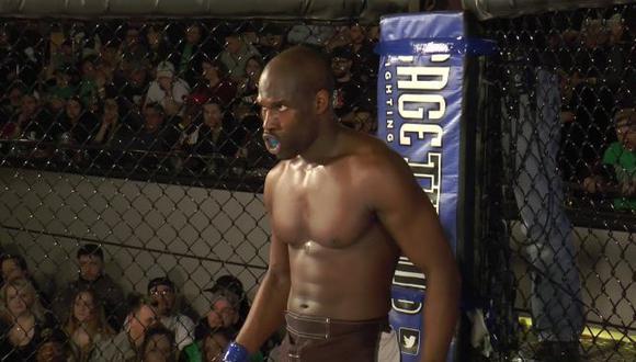 Conoce al peleador de MMA que lleva 100 derrotas como profesional. (Difusión)