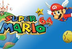 Nintendo: descubren un fallo en Super Mario de N64 más de 20 años después