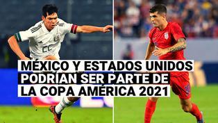 Por Qatar y Australia: México y Estados Unidos asoman como reemplazos para la Copa América 2021