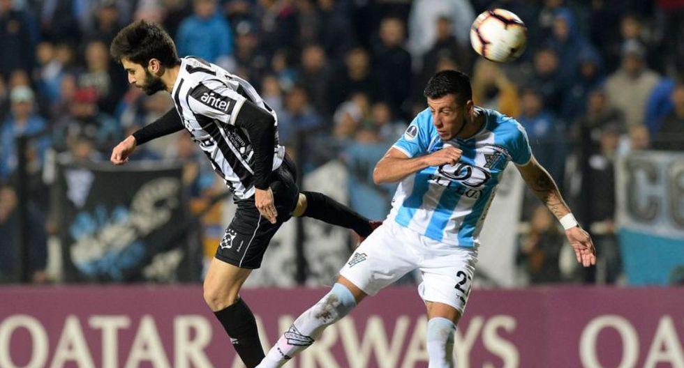 ¡No la vieron! Montevideo Wanderers y Cerro empataron por fase 2 de Copa Sudamericana 2019. (Twitter)