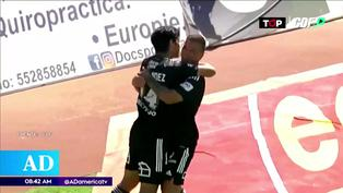 Peruanos en el exterior: Gabriel Costa le dio el triunfo a Colo Colo