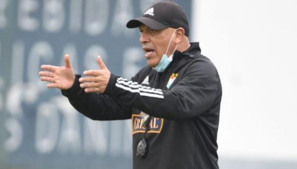 El análisis de Roberto Mosquera tras la victoria ante Llacuambamba. (Foto: Cristal)