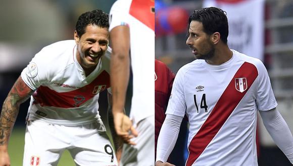 Lapadula necesitó 434 minutos para marcar su primer gol con Perú. (Foto: GEC)
