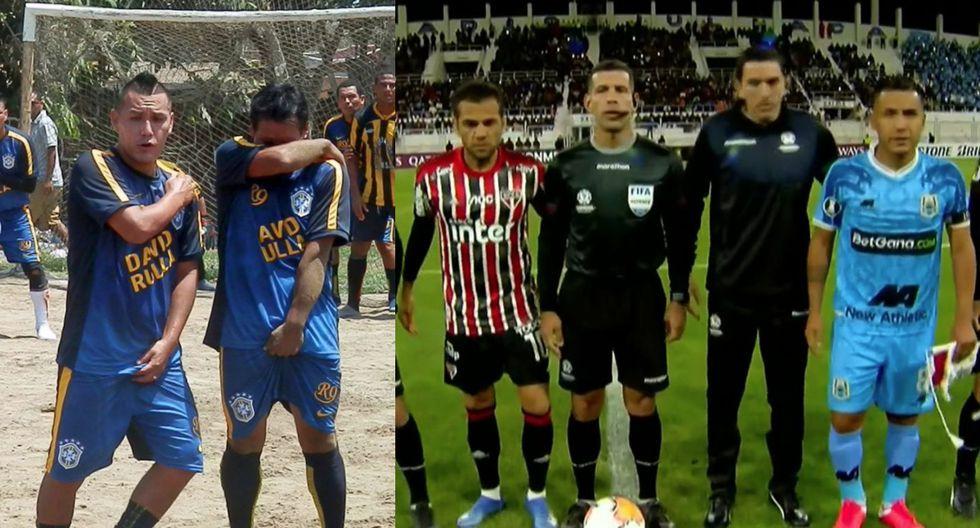 Yorkman Tello fue el capitán de Deportivo Binacional en su debut contra Sao Paulo por la fecha 1 de la Copa Libertadores 2020. (Foto: Twitter)