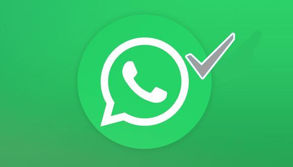 ¿Quieres saber realmente lo que significa un check gris en una conversación de WhatsApp? Aquí te lo explicamos. (Foto: WhatsApp)